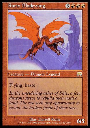 Rorix Bladewing | Onslaught
