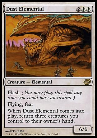 Dust Elemental | Planar Chaos