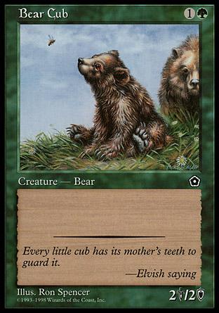 Bear Cub | Portal II
