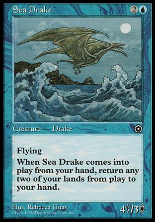Sea Drake | Portal II
