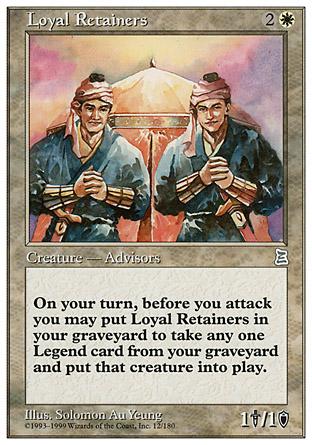 Loyal Retainers | Portal III