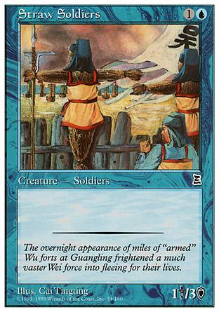 Straw Soldiers | Portal III