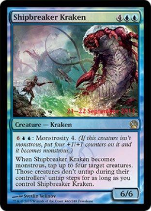 Shipbreaker Kraken | Prerelease Events