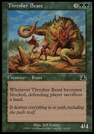 Thresher Beast   Prophecy