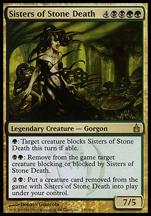 Sisters of Stone Death | Ravnica