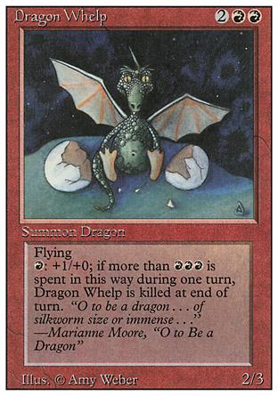 Dragon Whelp | Revised