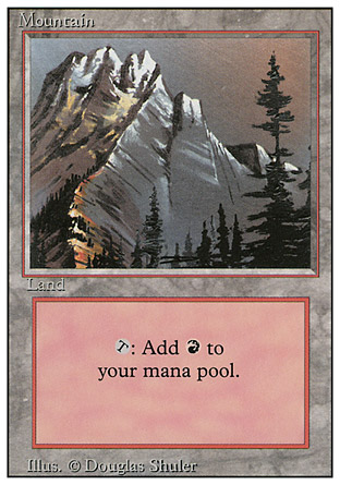 Mountain | Revised (A)