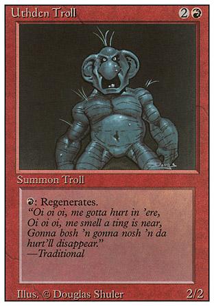 Uthden Troll | Revised