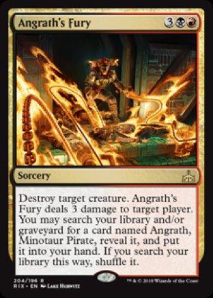 Angrath's Fury | Rivals of Ixalan
