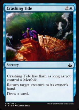 Crashing Tide | Rivals of Ixalan
