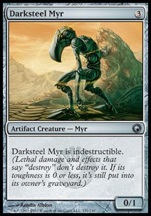 Darksteel Myr | Scars of Mirrodin