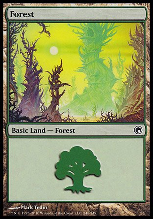 Forest | Scars of Mirrodin