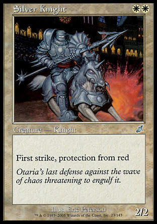 Silver Knight | Scourge