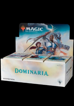 -DOM- Dominaria Boosterbox | Sealed product