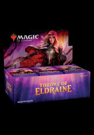 -ELD- Throne of Eldraine Boosterbox | Sealed product
