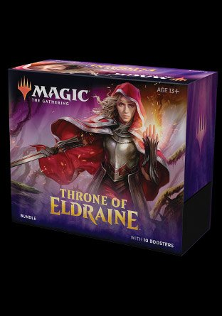 -ELD- Throne of Eldraine Bundle | Sealed product