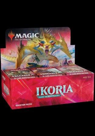 -IKO- Ikoria Lair of Behemoths Boosterbox | Sealed product