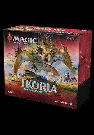 -IKO- Ikoria Lair of Behemoths Bundle | Sealed product