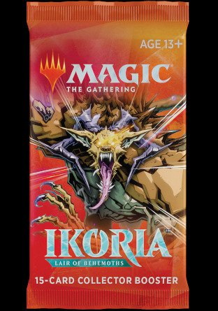 -IKO- Ikoria Lair of Behemoths Collector Booster | Sealed product