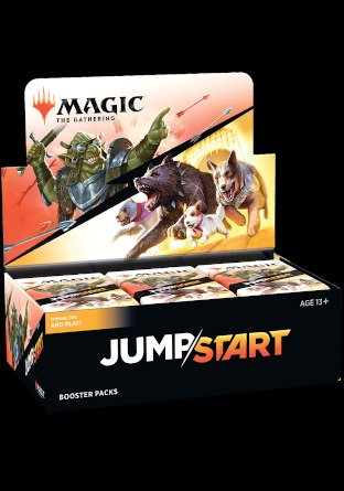 -JMP- Jumpstart Boosterbox | Sealed product