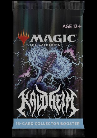 -KHM- Kaldheim Collector Booster | Sealed product