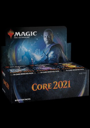 -M21- Core Set 2021 Boosterbox | Sealed product