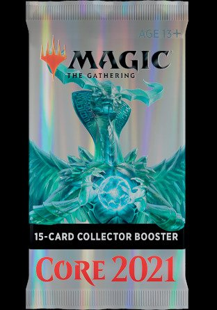 -M21- Core Set 2021 Collector Booster | Sealed product