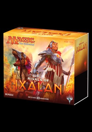 -RIX- Rivals of Ixalan Bundle | Sealed product