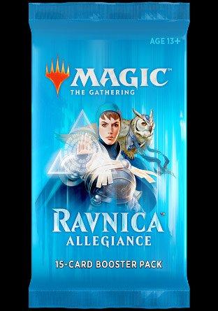 -RNA- Ravnica Allegiance Booster | Sealed product