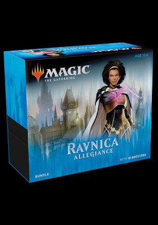 -RNA- Ravnica Allegiance Bundle | Sealed product