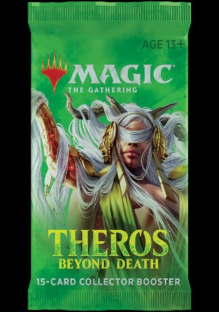 -THB- Theros Beyond Death Collector Booster | Sealed product