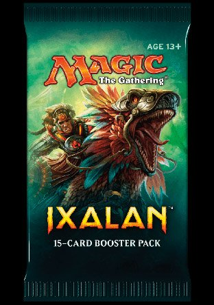 -XLN- Ixalan Booster | Sealed product