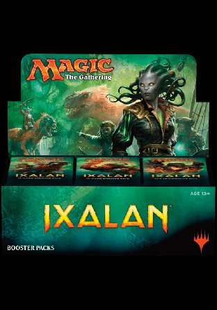 -XLN- Ixalan Boosterbox | Sealed product