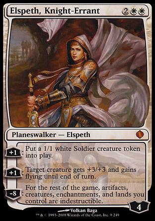 Elspeth, Knight-Errant | Shards of Alara