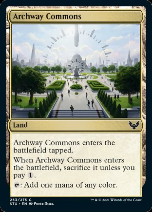 Archway Commons | Strixhaven