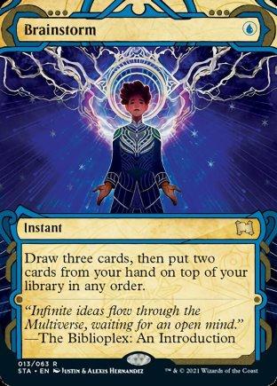 Brainstorm | Strixhaven Mystical Archive