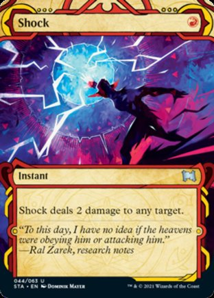 Shock | Strixhaven Mystical Archive