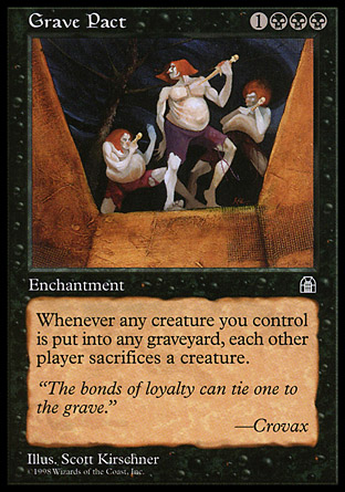 Grave Pact | Stronghold