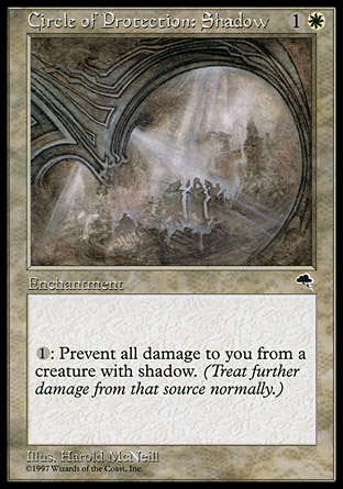 Circle of Protection: Shadow | Tempest