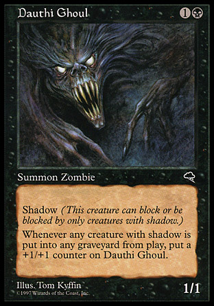 Dauthi Ghoul | Tempest