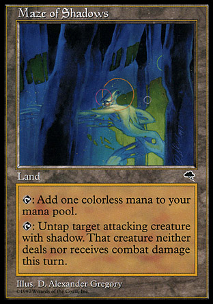 Maze of Shadows | Tempest