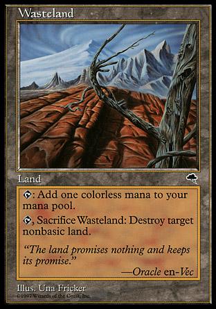 Wasteland | Tempest