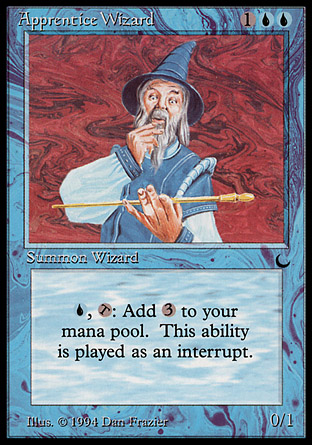 Apprentice Wizard | The Dark