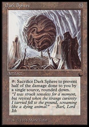 Dark Sphere   The Dark