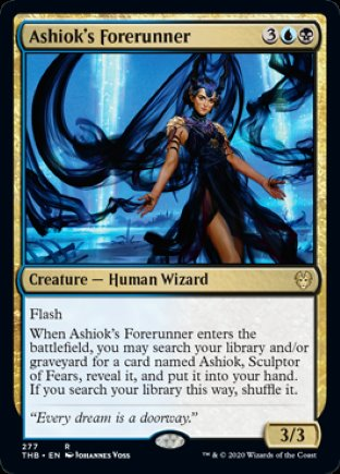 Ashiok's Forerunner | Theros Beyond Death
