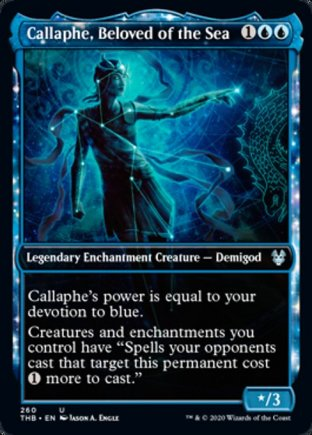 Callaphe, Beloved of the Sea | Theros Beyond Death