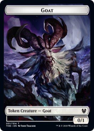 Goat token | Theros Beyond Death