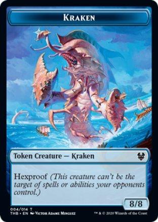Kraken token | Theros Beyond Death