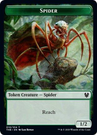 Spider token | Theros Beyond Death