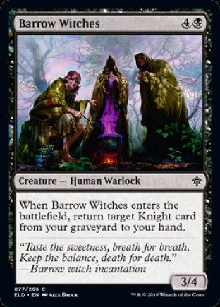 Barrow Witches | Throne of Eldraine